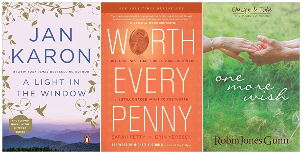 Recommended reading for creative moms who's souls & romantic heart need a little feeding, too.